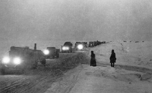 Leningrad_convoys-with-supplies